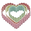 Kitchencraft Heart Cutter Set