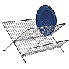 Kitchencraft Small Fold Away Dish Drainer