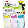 Kitchencraft Assorted Freezer Labels