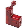Cooks' Tools Ratchet Grater Red
