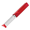 Cooks' Tools Dual Grater Coarse Ribbon Red