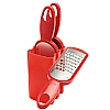 Cooks' Tools Swiss Grater Set