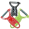 Peelers Swiss Polka Dot Peeler Triple Pack