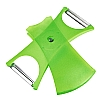 Peelers Design Line Peeler 2in1 Green