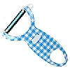 Peelers Swiss Gingham Peeler Blue