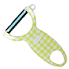 Peelers Swiss Gingham Peeler Lime