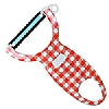 Peelers Swiss Gingham Peeler Red
