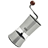 Spice Mill Epicurean Grinder Stainless Steel