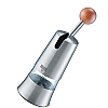 Spice Mill Stainless Steel Ratchet Grinder