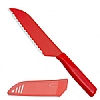 Colori 1 Red Pointed Sandwich Knife