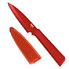 Colori Plus Red Paring Knife