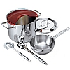 This category contains: Speciality Cookware Pasta Amore Set, Durotherm Chrome Pasta Pot, Daily Stockpot,