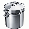 This category contains: Durotherm Chrome Stew Pot, Daily Stockpot, Durotherm Chrome Dutch Oven,
