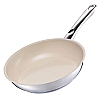 Ceramic Inox Fry Pan