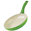 Colori Cucina Induction Frying Pan Green