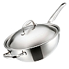 Table Cooking High Dome Wok Pan