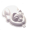 Kitchencraft Cat Jelly Mould