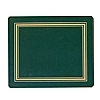 Melamine Tablemat Green