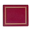 Melamine Tablemat  Red