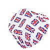 Easybake Union Jack Jubilee Muffin Cases