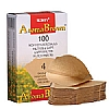 Filtropa Coffee Filter Paper Aroma Brown
