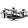 This category contains: Modern Cookware Set 1.5l,2l,3l,5l, Colori White Cookware Set 16,20,24cm, Colori Stainless Matt Cookware Set 16,20,24cm,