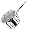Stellar 7000 Saucepan with Draining Lid