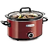 Crockpot Red Slow Cooker
