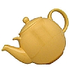 London Pottery Yellow Teapot