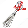 Cookability Egg Beater with Side Handle